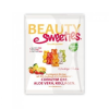 Organika Beauty Sweeties vegán gumicukor macik 125g