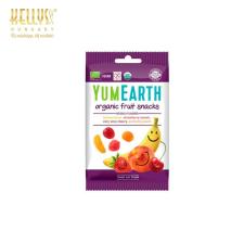 Organikus gyümölcs snack 50 g előétel és snack