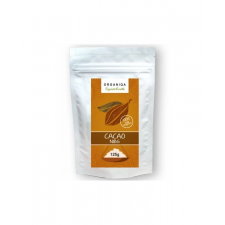 Organiqa bio zúzott kakaóbab 125 g csokoládé és édesség