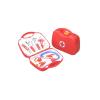 Orvosi táska eszközökkel - 10 darabos