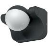 Osram ENDURA STYLE Sphere 8W DG 3000K IP44 kültéri fali LED lámpa