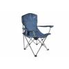 Összecsukható kempingszék DIVERO XL – kék