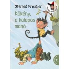 Otfried Preussler Kökény, a kalapos manó gyermek- és ifjúsági könyv