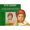 Oto-therm fülmelegítő gyógysapka (3) kislányoknak + 1 pár hőtároló betét