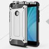 OTT! MOBILE OTT! MAX DEFENDER mûanyag védõ tok / hátlap - EZÜST - szilikon belsõ, ERÕS VÉDELEM! - Xiaomi Redmi Note 5A Prime / Xiaomi Redmi Y1