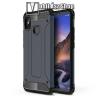 OTT! MOBILE OTT! MAX DEFENDER műanyag védő tok / hátlap - SÖTÉTKÉK - szilikon belső, ERŐS VÉDELEM! - Xiaomi Mi Max 3