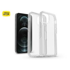Otterbox Apple iPhone 12/12 Pro védőtok - OtterBox Symmetry - crystal clear tok és táska