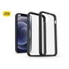 Otterbox Apple iPhone 12 Mini védőtok - OtterBox React Series - black/clear