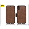 Otterbox Apple iPhone X flipes védőtok - OtterBox Strada - brown