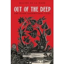 Out of the Deep – Walter De La Mere idegen nyelvű könyv