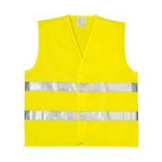 Oxford jól láthatósági mellény, sárga 4XL (70205OXF)