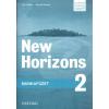 OXFORD / LIBROTRADE PAUL RADLEY: NEW HORIZONS 2. MUNKAFÜZET