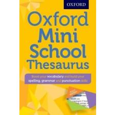 Oxford Mini School Thesaurus – Oxford Dictionaries idegen nyelvű könyv