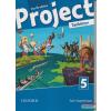 Oxford Project 5. Tankönyv, Fourth Edition