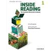 Oxford University Press Arline Burgmeier: Inside Reading 2e Student Book Level 1