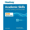 Oxford University Press Emma Pathere - Gary Pathere: Headway Academic Skills 1 Listening and Speaking Teacher's Guide with Tests CD-ROM