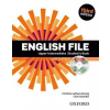 Oxford University Press English File 3Rd Ed. Upper-Int Student's Book + Itutor