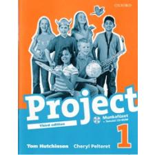 Oxford University Press PROJECT 3RD EDITION 1. - MUNKAFÜZET + CD-ROM nyelvkönyv, szótár