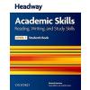 Oxford University Press Richard Harrison: Headway Academic Skills Reading, Writing and Study Skills, Level 1 Student's Book