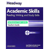 Oxford University Press Sarah Philpot - Lesley Curnick: New Headway Academic Skills Reading,Writing and Study Skills Teacher's Book - Introductory Level
