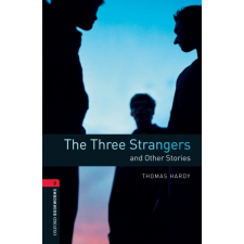 Oxford University Press Thomas Hardy: The Three Strangers And Other Stories - Oxford Bookworms Library 3 - MP3 Pack nyelvkönyv, szótár