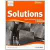 Oxford University Press Tim Falla - Paul A. Davies: Solutions Upper-intermediate - Workbook and Audio CD Pack - 2nd Edition
