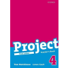 Oxford University Press Tom Hutchinson: Project - 3rd Edition 4 Teacher's Book