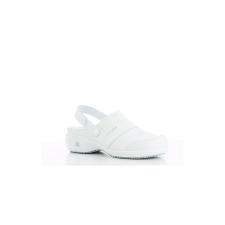 OXYPAS Szandál fehér OXYPAS SANDY 38 munkavédelmi cipő