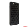 OZAKI O!coat 0.3 + Totem Versatile,iPhone 7 bőr tok,Fekete