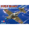 P-39N Aircobra repülő makett HobbyBoss 80234
