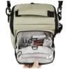 Pacsafe Camsafe Z6 Tablet Bag Slate Green 15515114