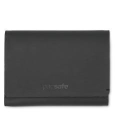 Pacsafe RFIDSafe Tec Trifold black fekete