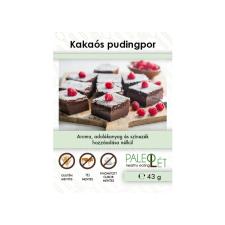 PaleoLét Kakaós pudingpor 43 g gluténmentes termék