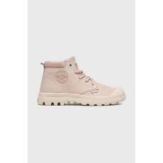 Palladium - Cipő Low Cuf Lea - rózsaszín - 1406551-rózsaszín
