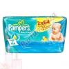 Pampers Baby Fresh Törlőkendő utántöltő 2x64 db