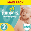 Pampers New Baby 2 Mini 228