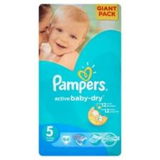 Pampers Pampers Active Baby Dry pelenka 5 méret, junior 64 db pelenka