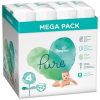 Pampers Pure Protection, 4-es méret (112 db)