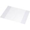 Pana Plast Füzet- és könyvborító, A5, PP, 90 mikron, fényes felület, PANTA PLAST, víztiszta [10 db]