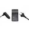 Panasonic BP-DC9 Panasonic BWM-BMB9 akkumulátor töltő (hálózati és autós)