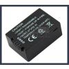 Panasonic DMW-BMB9PP 7.2V 1000mAh utángyártott Lithium-Ion kamera/fényképezőgép akku/akkumulátor