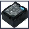 Panasonic HDC-SD5EG-K 7.2V 1200mAh utángyártott Lithium-Ion kamera/fényképezőgép akku/akkumulátor