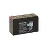 Panasonic LC-R127R2PG1 - Ólomakkumulátor 12V/7,2Ah/faston 6,3mm