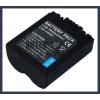 Panasonic Lumix DMC-FZ30 7.2V 1300mAh utángyártott Lithium-Ion kamera/fényképezőgép akku/akkumulátor