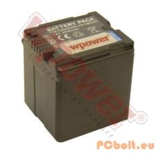 Panasonic Panasonic VW-VBG260 akkumulátor 2400mAh digitális fényképező akkumulátor