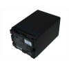 Panasonic VW-VBN390  utángyártott akku info chippel 3300 mAh