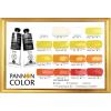 Pannoncolor olajfesték, kadmium világossárga 868/4, 38ml *