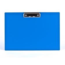 PANTA PLAST Felírótábla, fekvo, A4, kék felírótábla