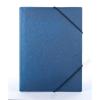 "PANTA PLAST Gumis mappa, 15 mm, PP, A4, PANTA PLAST ""Simple"", metál kék (INP4105703)"