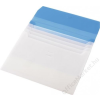 PANTA PLAST Irattartó tasak, A4, PP, öt zsebes, PANTA PLAST, kék (INP410002003)